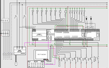 endustriyel otomasyon proje